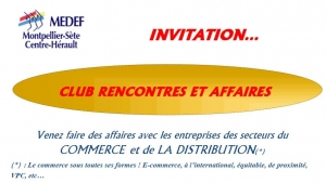 Invit Club rencontres et affaires
